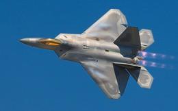 Mỹ không đủ tiền thay thế phi đội F-22 Raptor