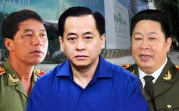 """Vũ """"nhôm"""" bị đề nghị 14-15 năm tù, hai cựu Thứ trưởng Bộ Công an bị đề nghị 30-42 tháng tù"""
