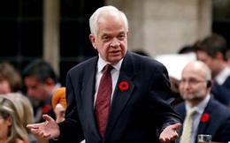 """Trung Quốc tuyên bố vô can vụ Đại sứ Canada bị sa thải vì """"sảy miệng"""""""