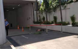 Nhân viên BQL khu đô thị mới Thủ Thiêm rơi từ tầng 9 xuống đất tử vong