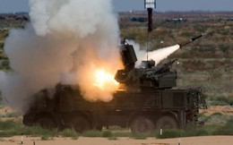 Nga bắn 3 tên lửa đánh chặn mục tiêu bay gần căn cứ Hmeymim, Syria