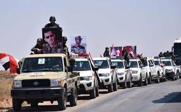 Syria 24 giờ qua: Đoàn xe quân sự tới Bắc Syria, chuẩn bị đánh lớn