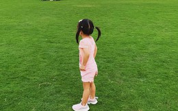 Con gái Tăng Thanh Hà lại được dự đoán giống mẹ y hệt