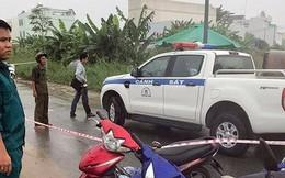 Tài xế xe ôm nghi bị sát hại cướp tài sản