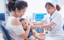 Tiêm vắc-xin ComBE Five, trẻ có thể gặp phản ứng gì?