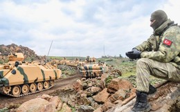 """Thổ Nhĩ Kỳ sẽ ra tay hành động ở Syria """"khi thời điểm chín muồi"""""""