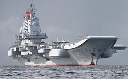 Giữa căng thẳng với Mỹ, Trung Quốc hoàn tất nâng cấp tàu sân bay Liêu Ninh