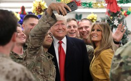 Tổng thống Iran phát biểu sốc về chuyến thăm của ông Trump tới Iraq