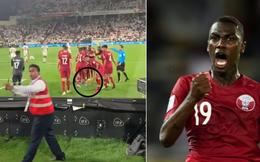 Thua thê thảm dưới sân, fan UAE còn thể hiện sự xấu xí cực độ trên khán đài