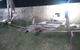Phát hiện 3 người tử vong dưới hố đấu nối khí ở Thái Bình