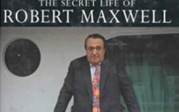 Bí ẩn cái chết của điệp viên đa mang Robert Maxwell