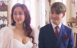 Hôn nhân viên mãn của Hoa hậu Hàn Quốc U50 và hot boy đáng tuổi con