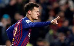 Bị đẩy vào thế khó, Barcelona ngược dòng ngoạn mục với chiến thắng 6-1