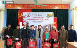 Trao tặng quà Tết người nghèo 11 xã vùng cao huyện Nguyên Bình