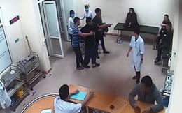 Đánh nhau sau va chạm giao thông, gặp ở bệnh viện lại lao vào hỗn chiến