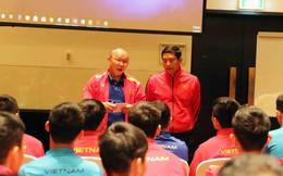 Tuyển Việt Nam họp với AFC để nắm vững luật chơi VCK Asian Cup 2019