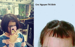 """Những kiểu tóc mà chỉ cần nhìn vào gương vài giây, các cô gái đã ôm mặt """"khóc thét"""""""