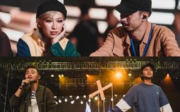 """Tổng duyệt Gala WeChoice Awards 2018: Min """"nằm lăn"""" ra sàn, hiện tượng """"Hongkong1"""" và """"Cô gái m52"""" lần đầu kết hợp"""