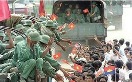 """Ký ức và chiến công bi hùng của """"Đội quân nhà Phật"""" trên đất nước Chùa Tháp"""