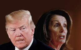 """Dùng từ nhạy cảm quá đà, TT Trump phải """"muối mặt"""" xin lỗi tân Chủ tịch Hạ viện Mỹ"""