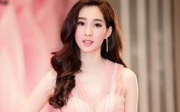 Hoa hậu Đặng Thu Thảo xinh đẹp lộng lẫy, tái xuất showbiz sau gần 1 năm sinh con