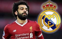 """Lý do Barcelona hay Real Madrid không thể """"dụ dỗ"""" Salah khỏi Liverpool"""