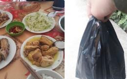 Khoe bạn trai vượt 70km trong cái rét tê tái mang đồ ăn tới tận nhà, cô gái nhận hàng trăm bình luận mỉa mai