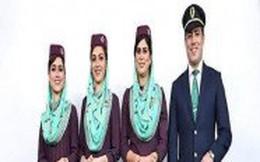 Tiếp viên hàng không Pakistan có nguy cơ mất việc vì béo