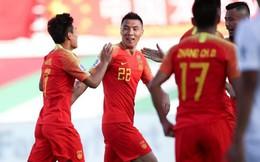 """ĐT thắng, dân mạng Trung Quốc mỉa mai: """"Tiền đạo xuất hiện cho đủ, cảm ơn thủ môn đội bạn"""""""