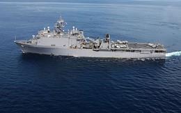 """Mỹ đưa tàu tới Biển Đen: Nga """"đứng ngồi không yên"""""""