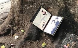 Tú Dưa bức xúc lên tiếng vụ ảnh cưới với vợ đầu bị vứt ở gốc cây