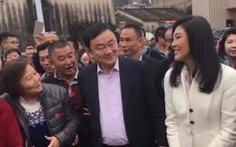 Anh em cựu Thủ tướng Thái Thaksin đến Trung Quốc để tìm nguồn cội