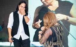 Bạn trai kém 12 tuổi bật khóc khi Thanh Hà tháo dây chuyền, cầu hôn trước đám đông