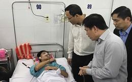 Bộ trưởng GTVT chỉ đạo nóng vụ xe khách chở sinh viên lao xuống vực đèo Hải Vân