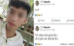 Giết người xong đăng Facebook khoe chiến tích, còn hẹn ngày ra tù