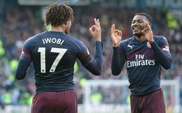 Vòng 26 Premier League: Huddersfield Town 1-2 Arsenal