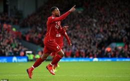 Vòng 26 Premier League: Liverpool 3-0 Bournemouth