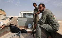 Đồng minh Mỹ dồn lực đánh trận cuối cùng nhằm thổi bay IS khỏi Syria