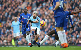Vòng 26 Premier League 2018/19: Man City 6-0 Chelsea