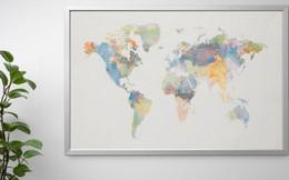 Người New Zealand giận dữ khi bị 'xóa tên' khỏi bản đồ thế giới