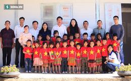 Danh sách nhà hảo tâm ủng hộ xây dựng điểm trường Nậm Chua, Huổi Lèng, Mường Chà, Điện Biên