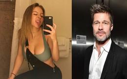 Không phải vợ cũ hay mỹ nhân Nam Phi, Brad Pitt đang hẹn hò với người đẹp đáng tuổi con?
