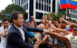 """Đại sứ Venezuela tại Nga: Lãnh đạo đối lập Guaidó đã là """"người của Mỹ"""" từ 10 năm trước"""