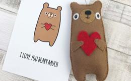 9 món quà Valentine khiến người nhận bất ngờ