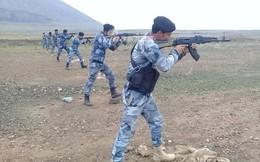 Đáng gờm dàn vũ khí cực mạnh của Cảnh sát Syria