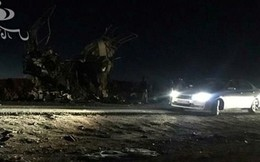 Xe thuốc nổ lao vào đoàn Vệ binh cách mạng Iran: 27 binh sĩ thiệt mạng