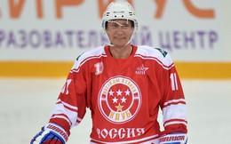 Tổng thống Putin muốn trở thành VĐV khúc côn cầu sau khi kết thúc nhiệm kỳ