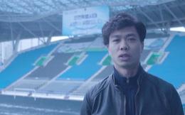 Công Phượng gửi thông điệp tới người hâm mộ ngày cập bến Incheon United