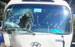 27 hành khách thoát chết khi ô tô khách mất phanh trên Quốc lộ 1
