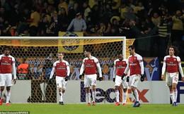 Arsenal thua muối mặt, Chelsa gượng dậy sau thảm họa
